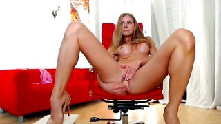 Misery – Red Pussy And Red Chair